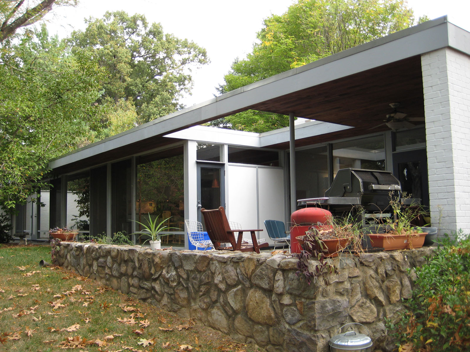 Marcel Breuer's Krieger House