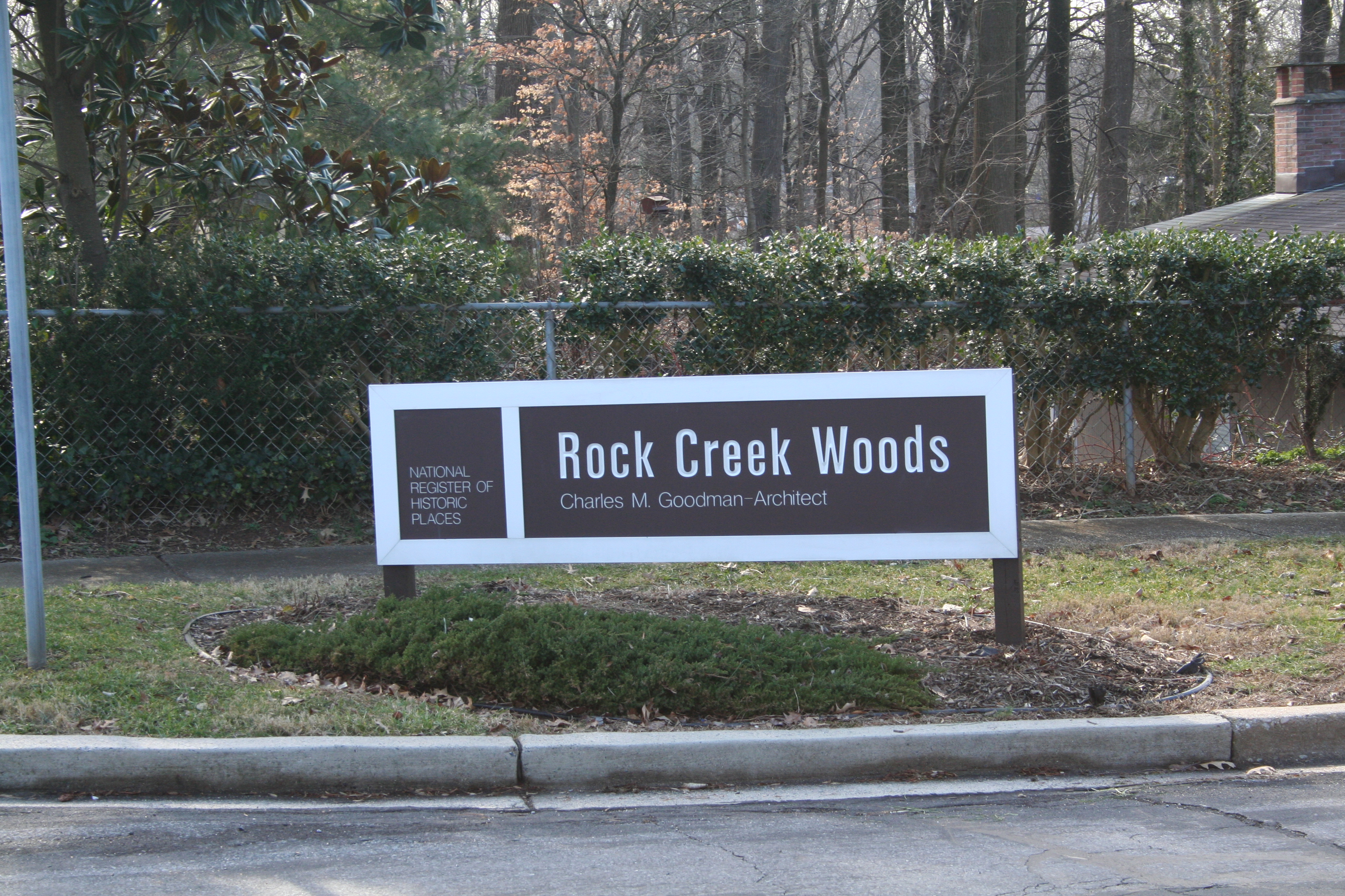 Rock Creek Woods