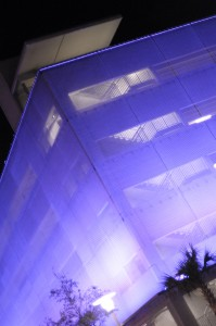 Frank Gehry's public garage serves Lincoln Road shoppers and symphony goers