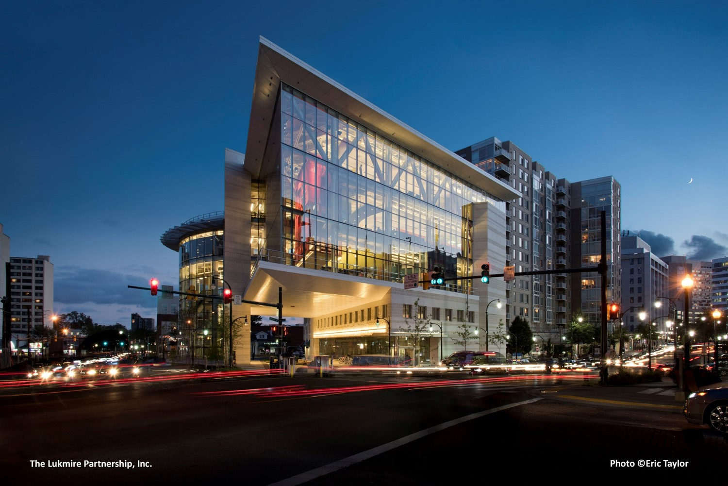 The Silver Spring Library