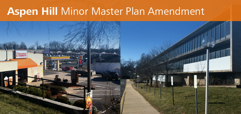 Aspen Hill Minor Master Plan Amendment