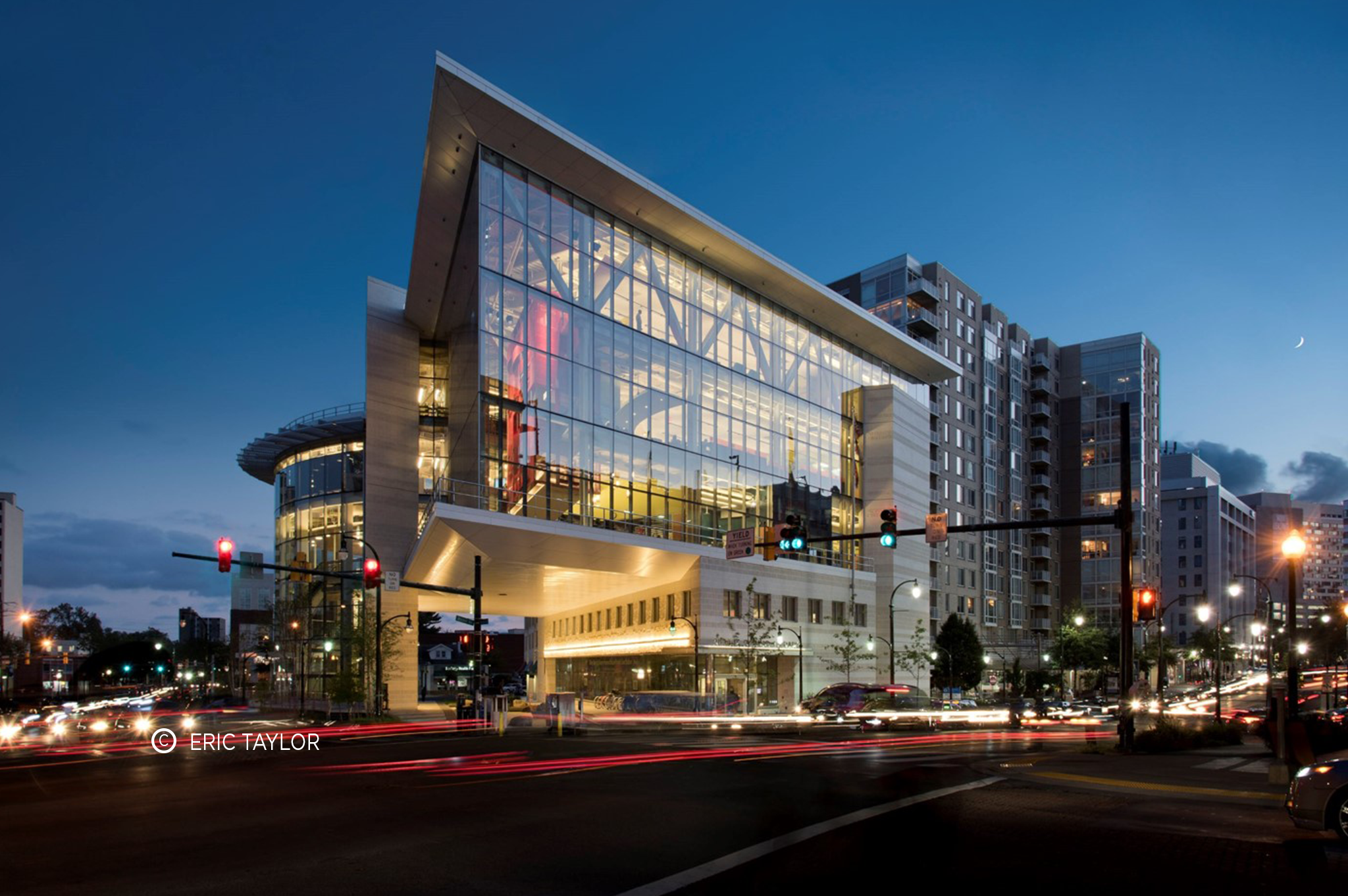 Silver Spring Library Wins 2nd Annual Design Award