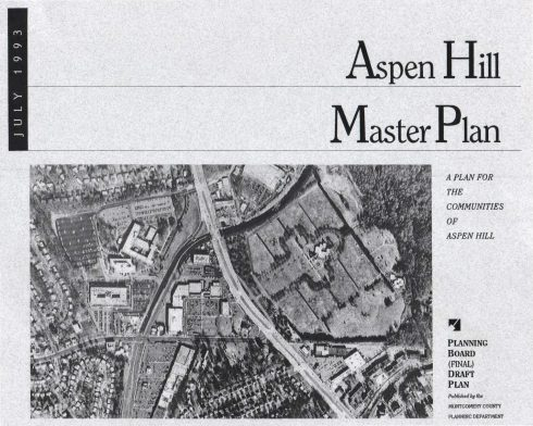 Aspen Hill Montgomery Planning