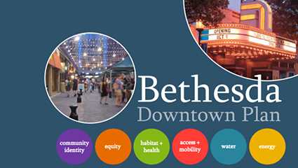 Approved and Adopted Bethesda Downtown Plan