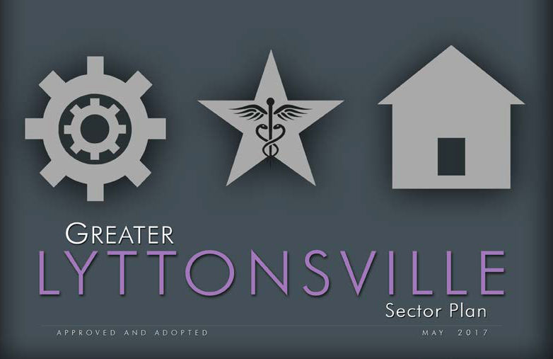 Approved and Adopted Greater Lyttonsville Sector Plan
