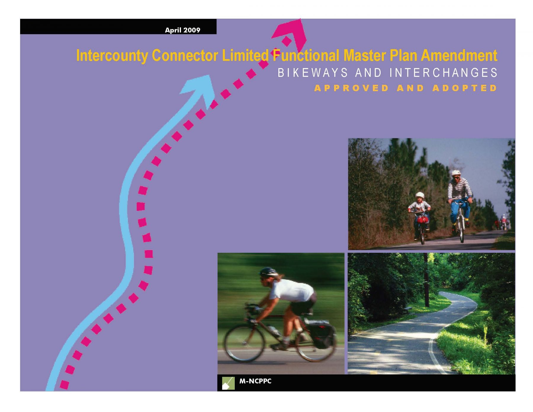 Intercounty Connector Bikeway