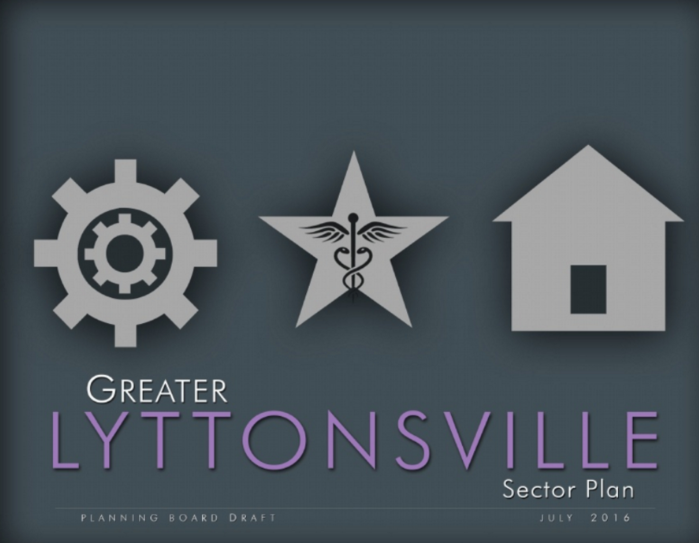 Lyttonsville Cover