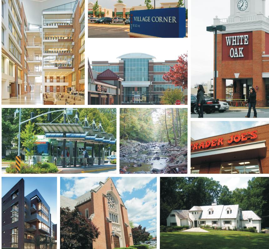 White Oak Science Gateway Master Plan