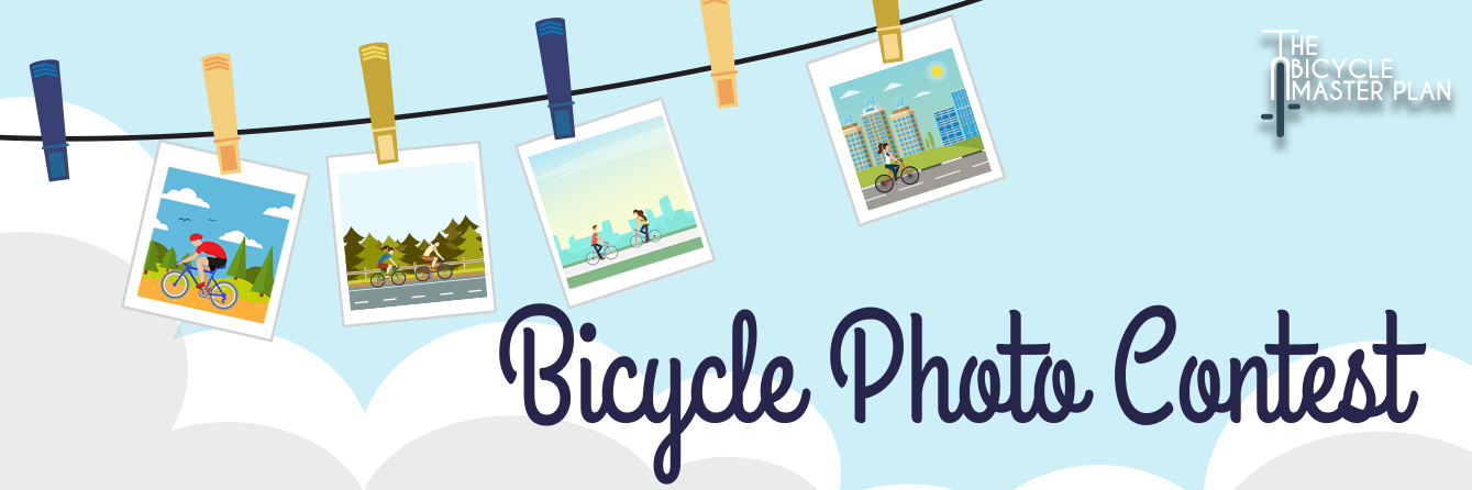 Bicycle Photo Contest Banner