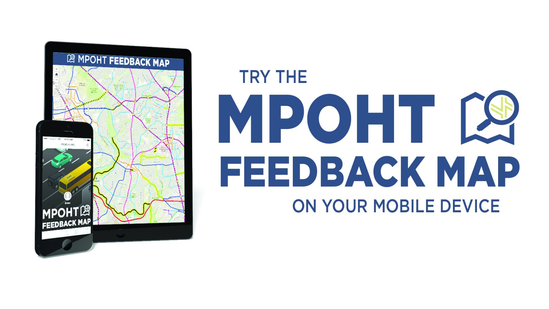 Outreach & MPOHT Feedback Map