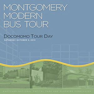 2013 Montgomery Modern Bus Tour