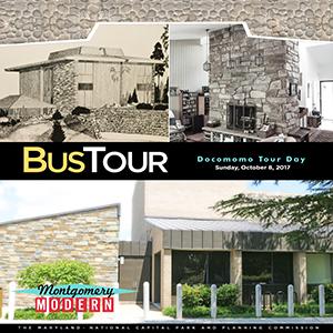 2016 Montgomery Modern Bus Tour