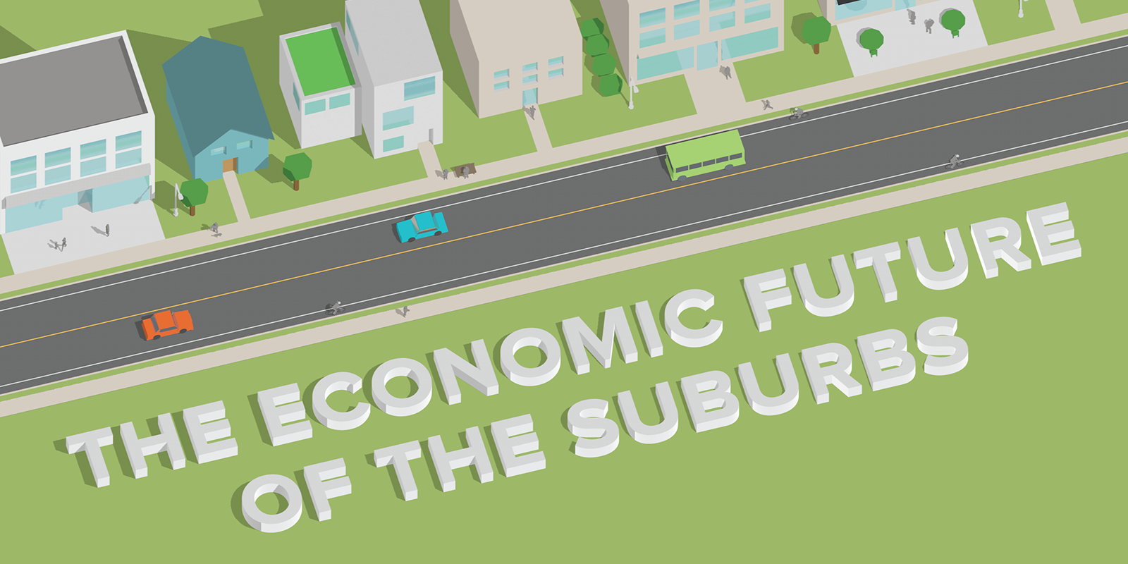 The Economic Future of the Suburbs