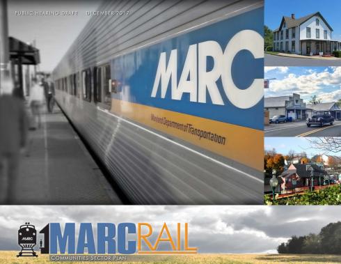 MARC Rail Public Hearing Draft