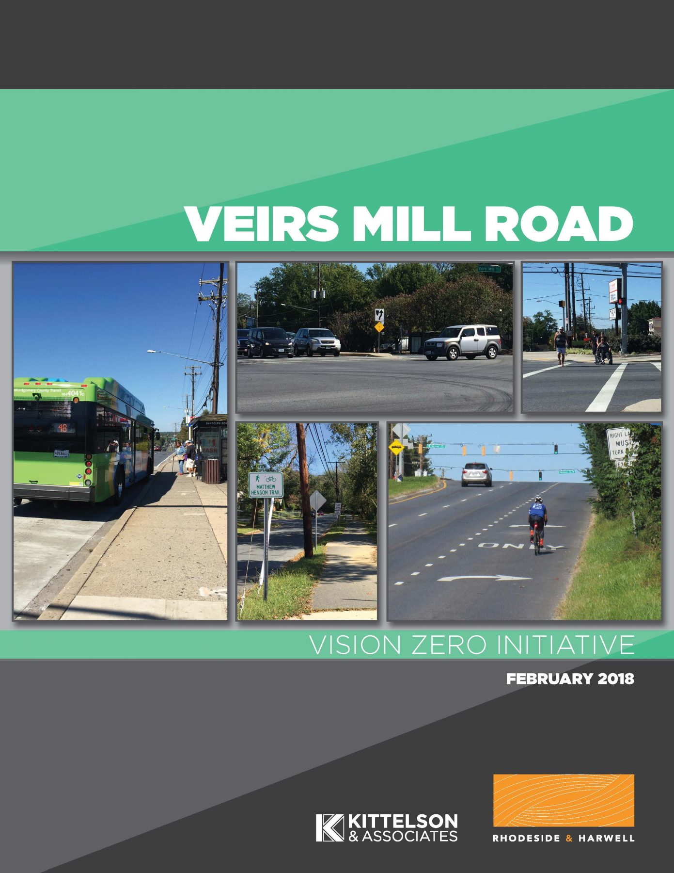 Veirs Mill Road Vision Zero Report