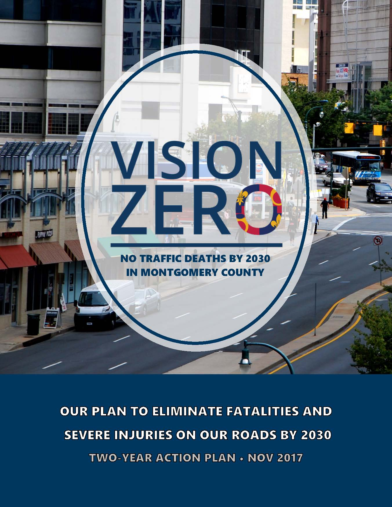Vision Zero Two-Year Action Plan