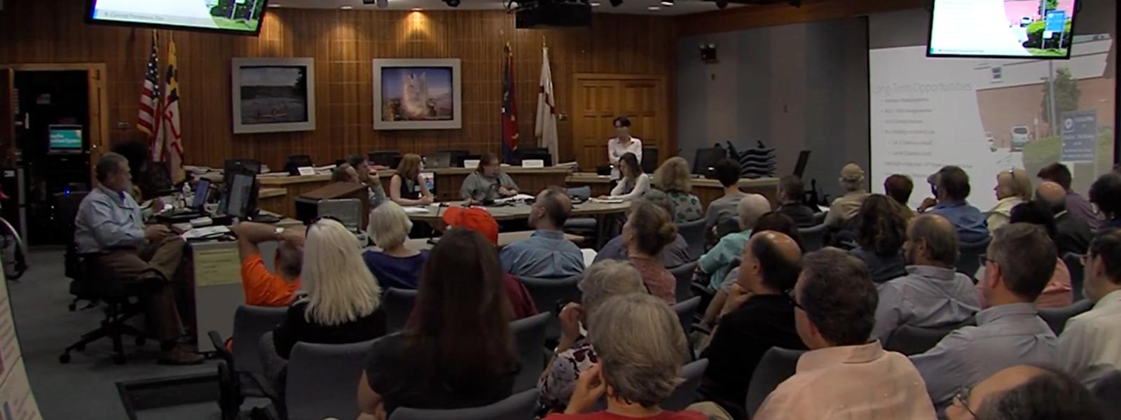 Forest Glen/Montgomery Hills Community Meeting