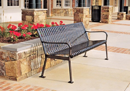 Victor Stanley Bench: RB-28, Metal