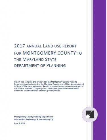 MPD Local Jurisdiction Annual Report 2018