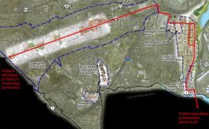 Arlington Streetcar Map