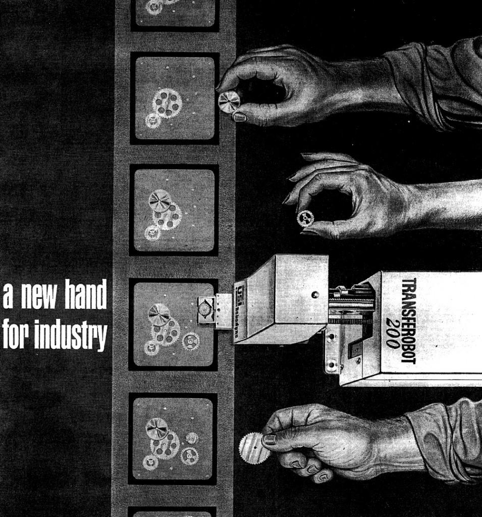 1962 Display Ad NYT