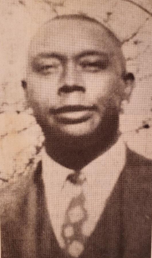 Edward U. Taylor portrait