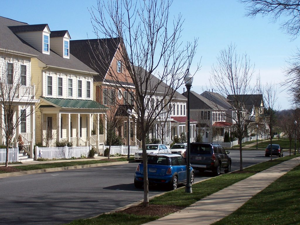 Kentlands Street