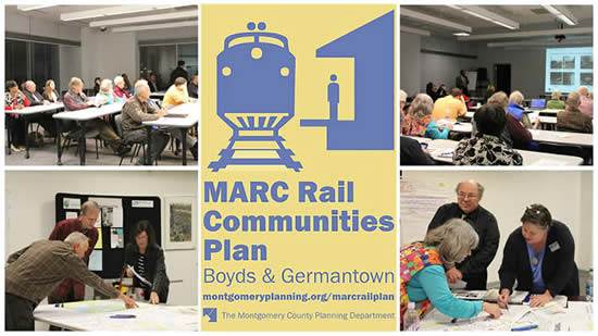MARc Rail Meeting