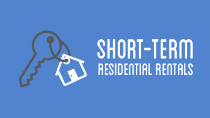 Short-Term Residential rental logo