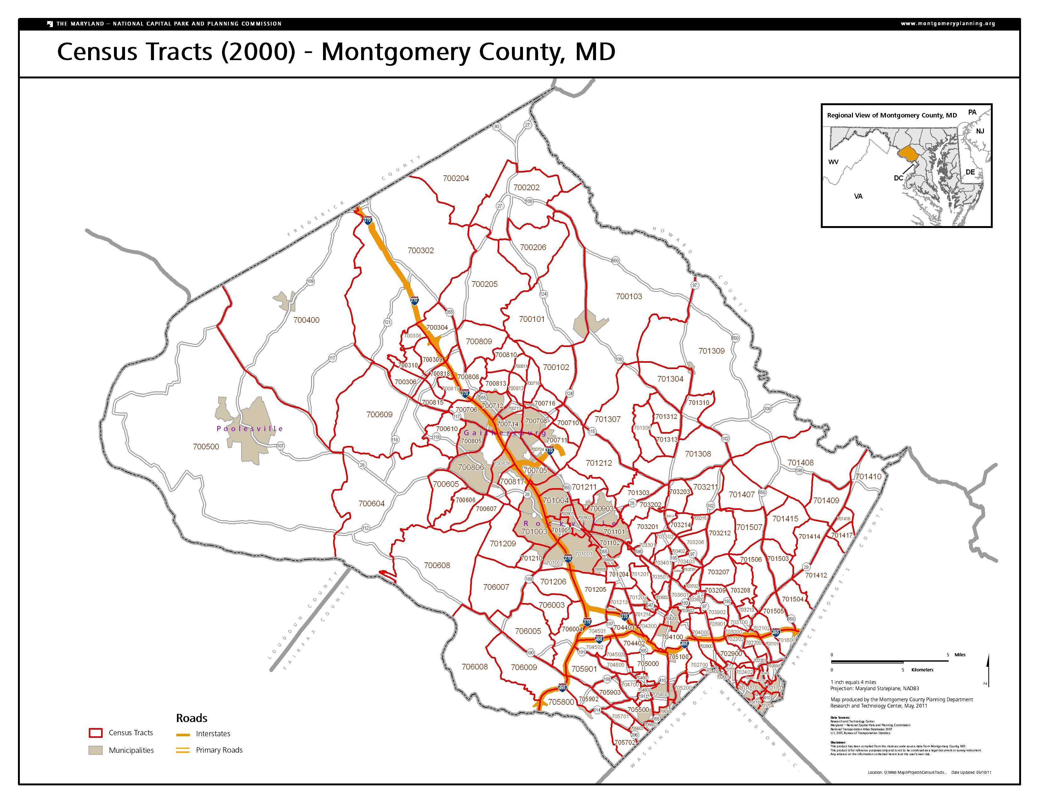 Map Liry - Montgomery Planning Census Tract Maps on census block, census region, census survey, census form,