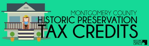 Montgomery County Historic Preservation Tax Credits