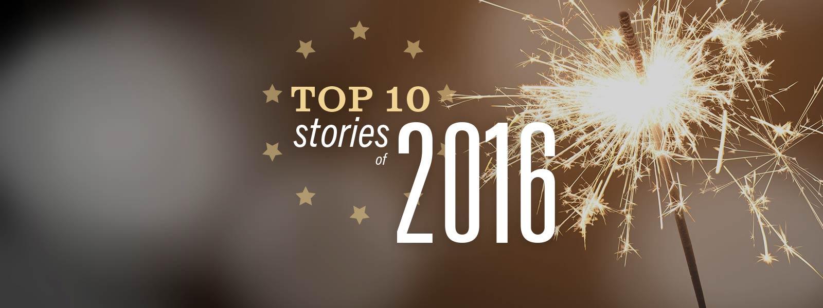 Top 10 2016