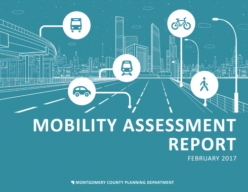Mobility Assessment Report Cover