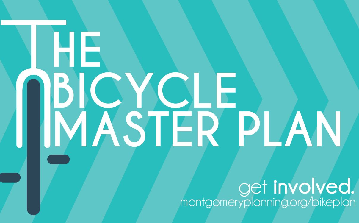 MNCPPC Bicycle Master Plan