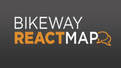 Bikeway React Map