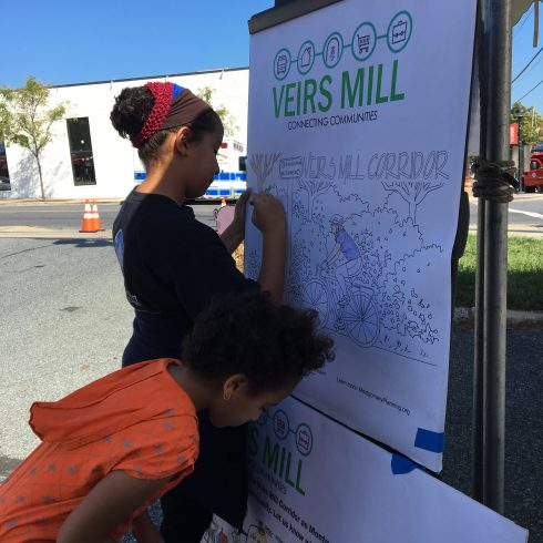 Veirs mill Outreach