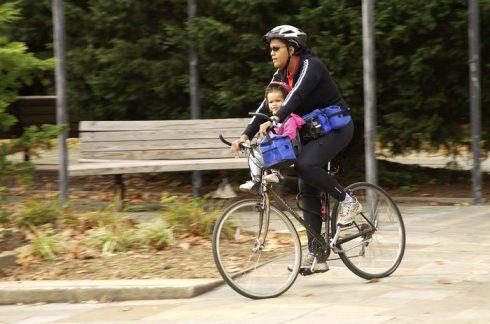 Bethesda cyclist