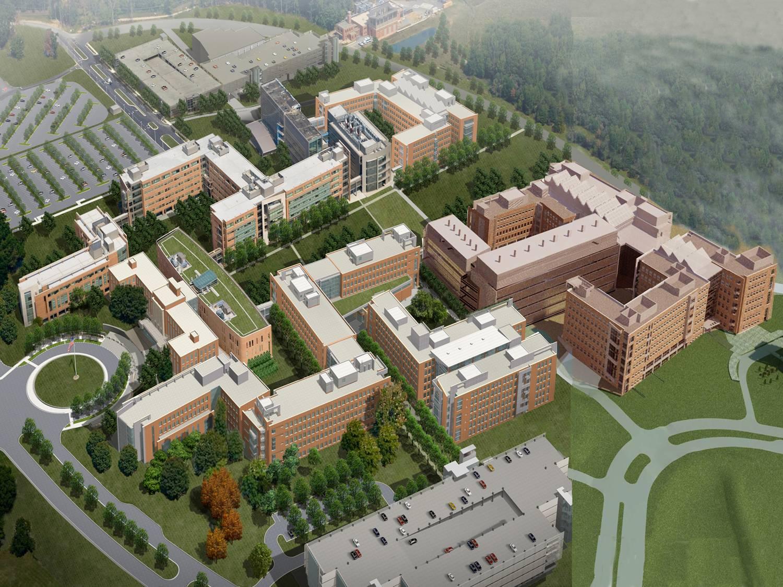 MNCPPC White Oak Science Gateway Master Plan