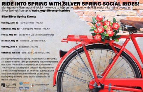Ride Into Silver Spring poster