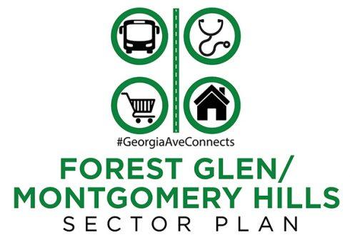 Forest Glen/Montgomery Hills Secctor Plan logo