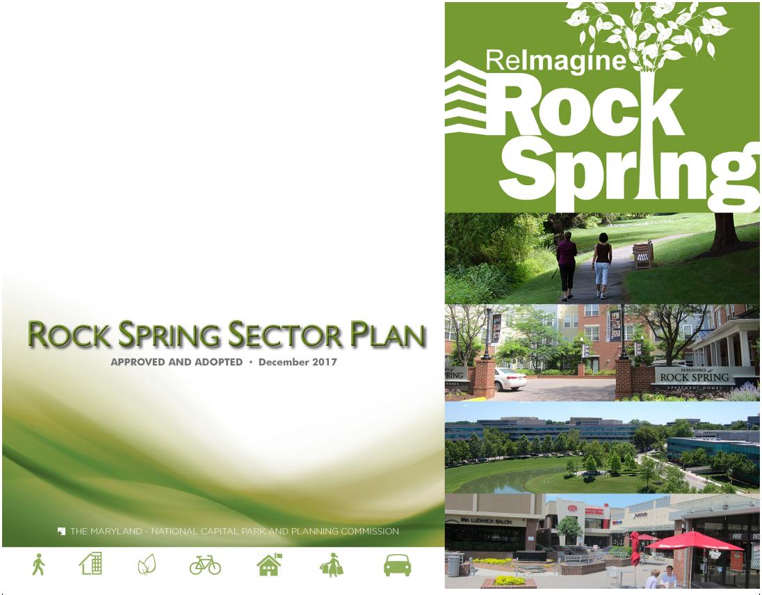 MNCPPC Rock Spring Sector Plan