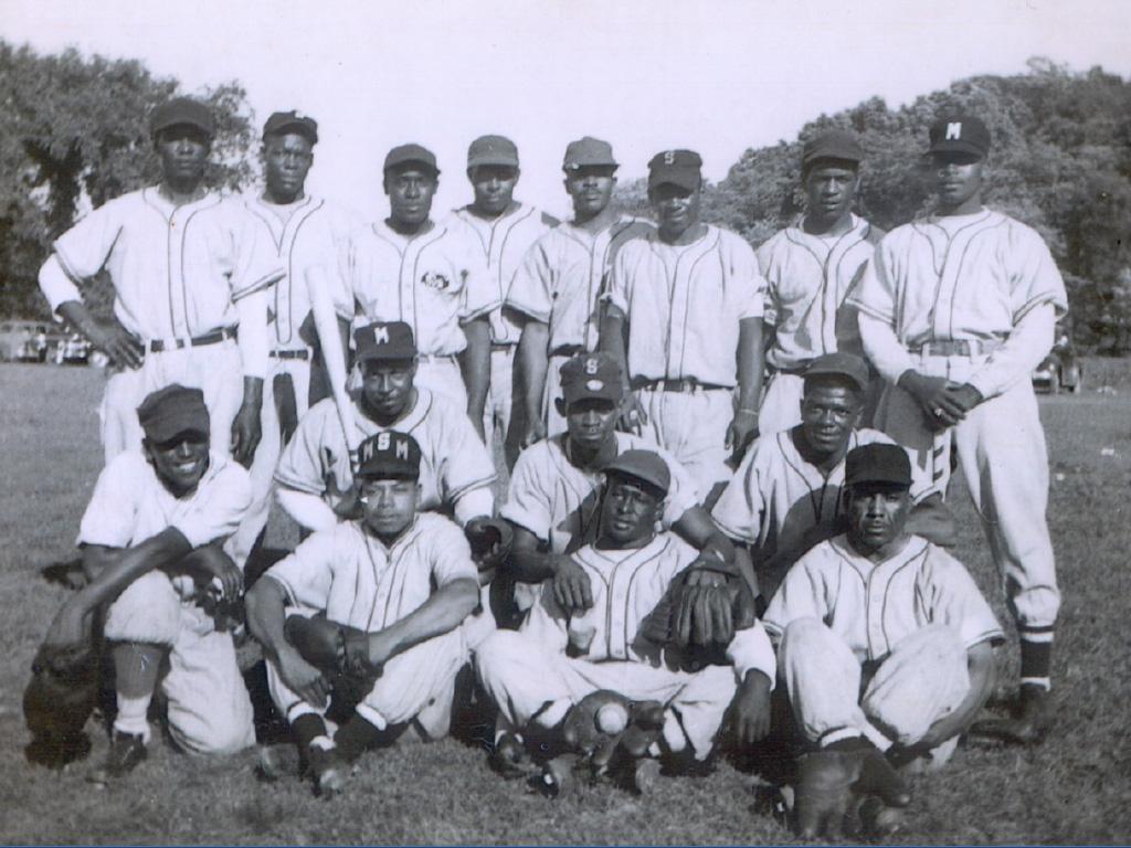 Linden Black Sox team photo