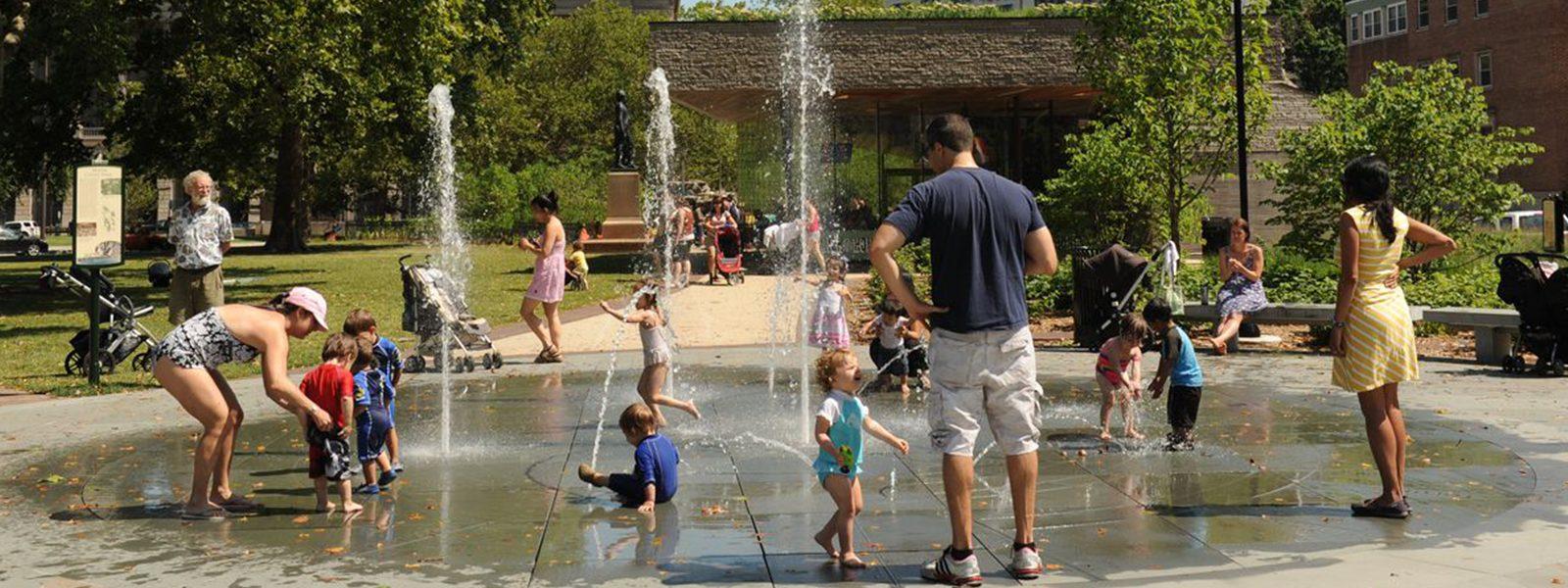 Vibrant Public Spaces