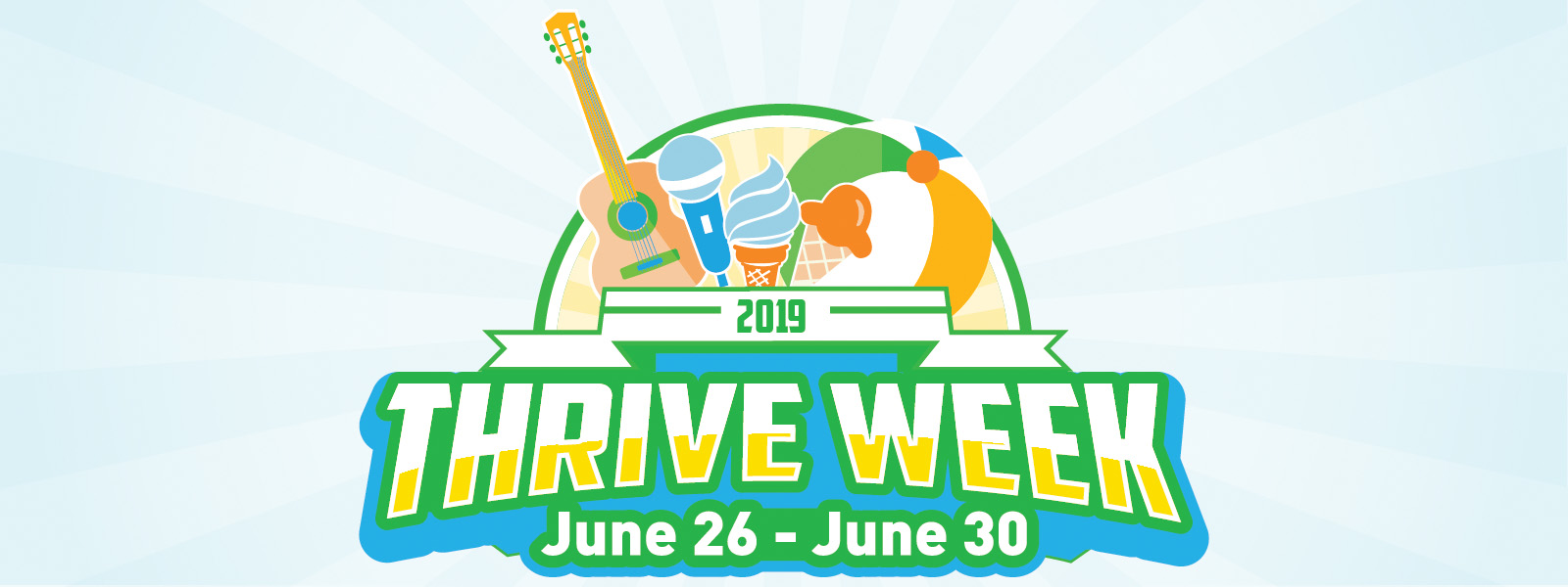 thrive week logo