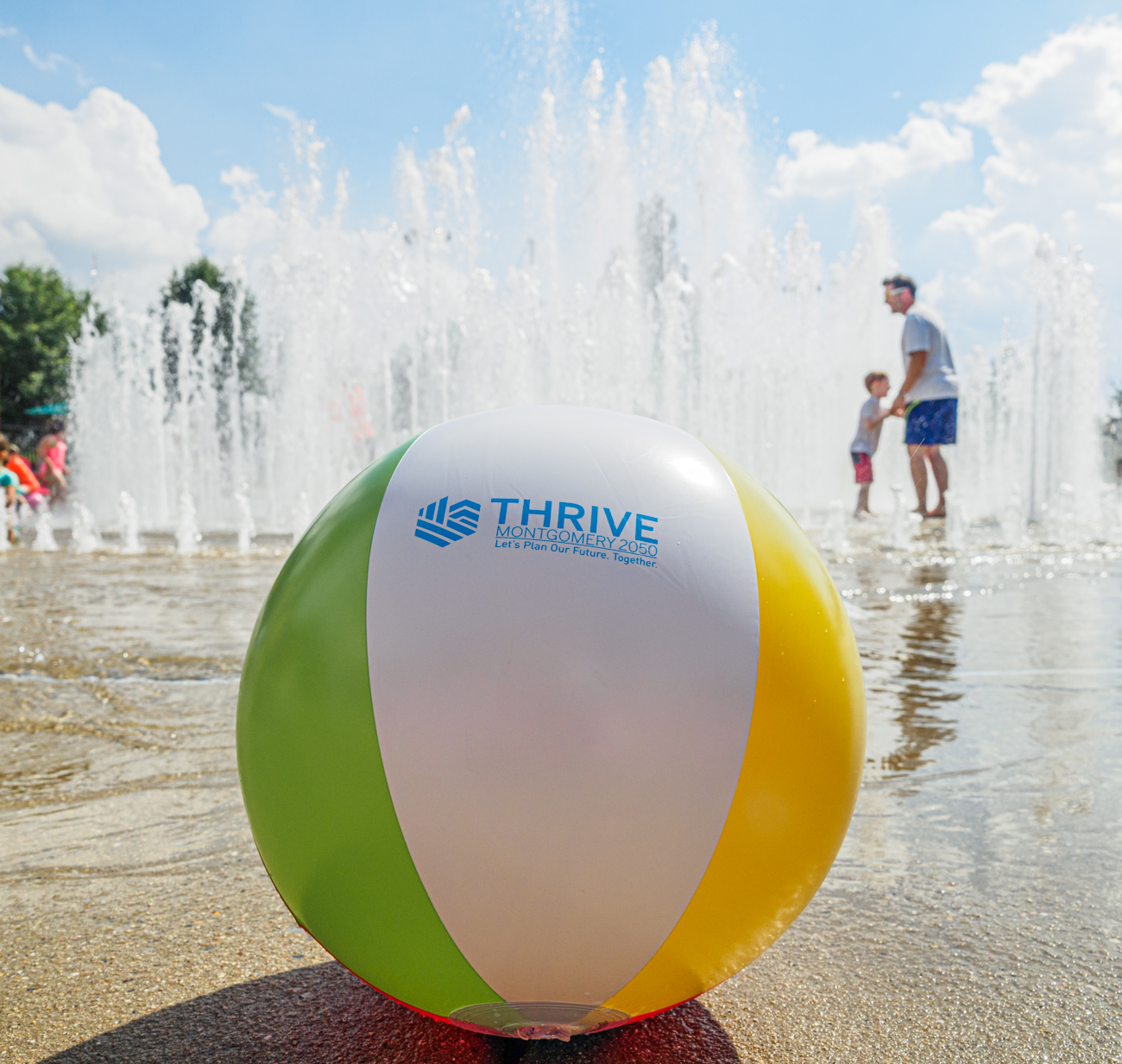 Thrive Montgomery Day 3 at the Germantown Recreational Park Splash Park and mini golf in Germantown held June 28, 2019.
