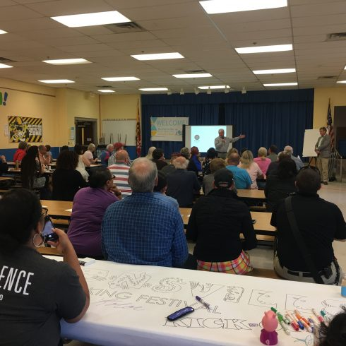Burtonsville Placemaking Kickoff Events on June 4, 2019