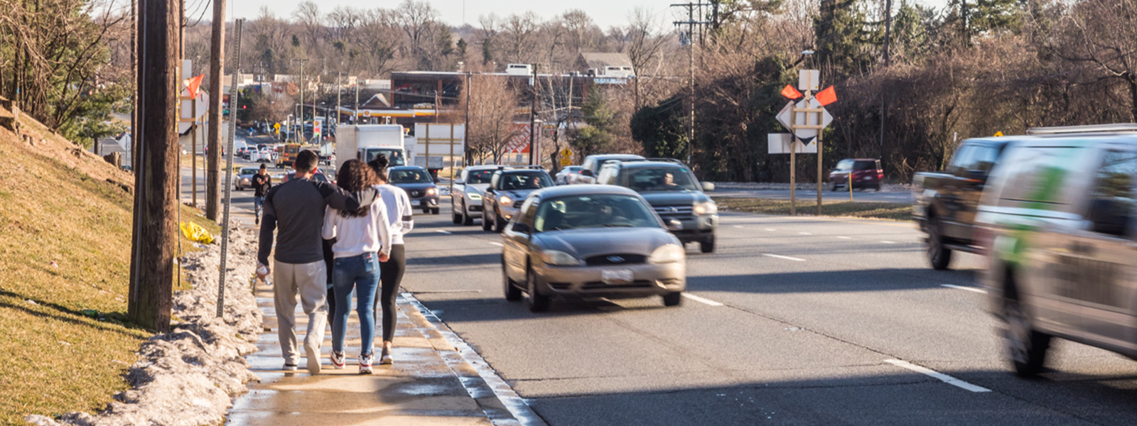 Montgomery Planning Receives Approval to Move Forward with New Vision Zero Tool