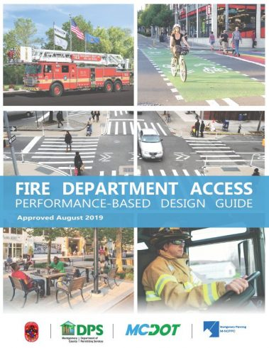 Fire Department Access Performance-Based Design Guide cover
