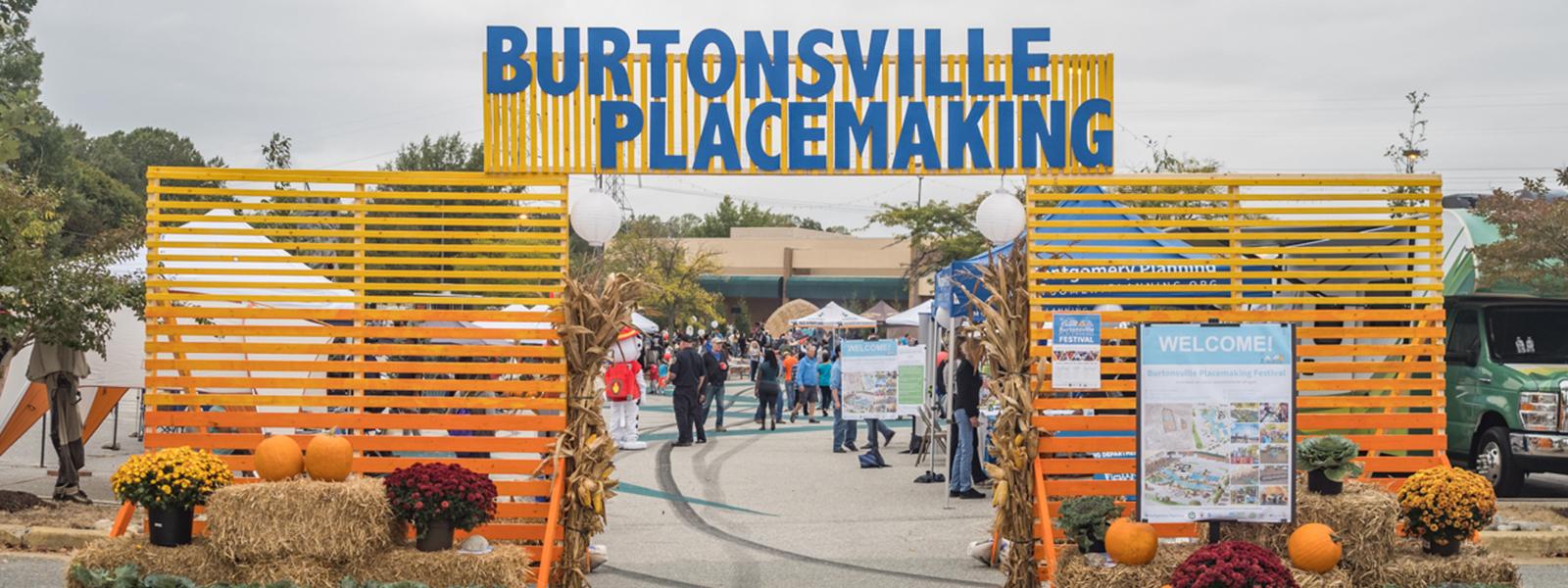 Burtonsville Placemaking Festival Recap