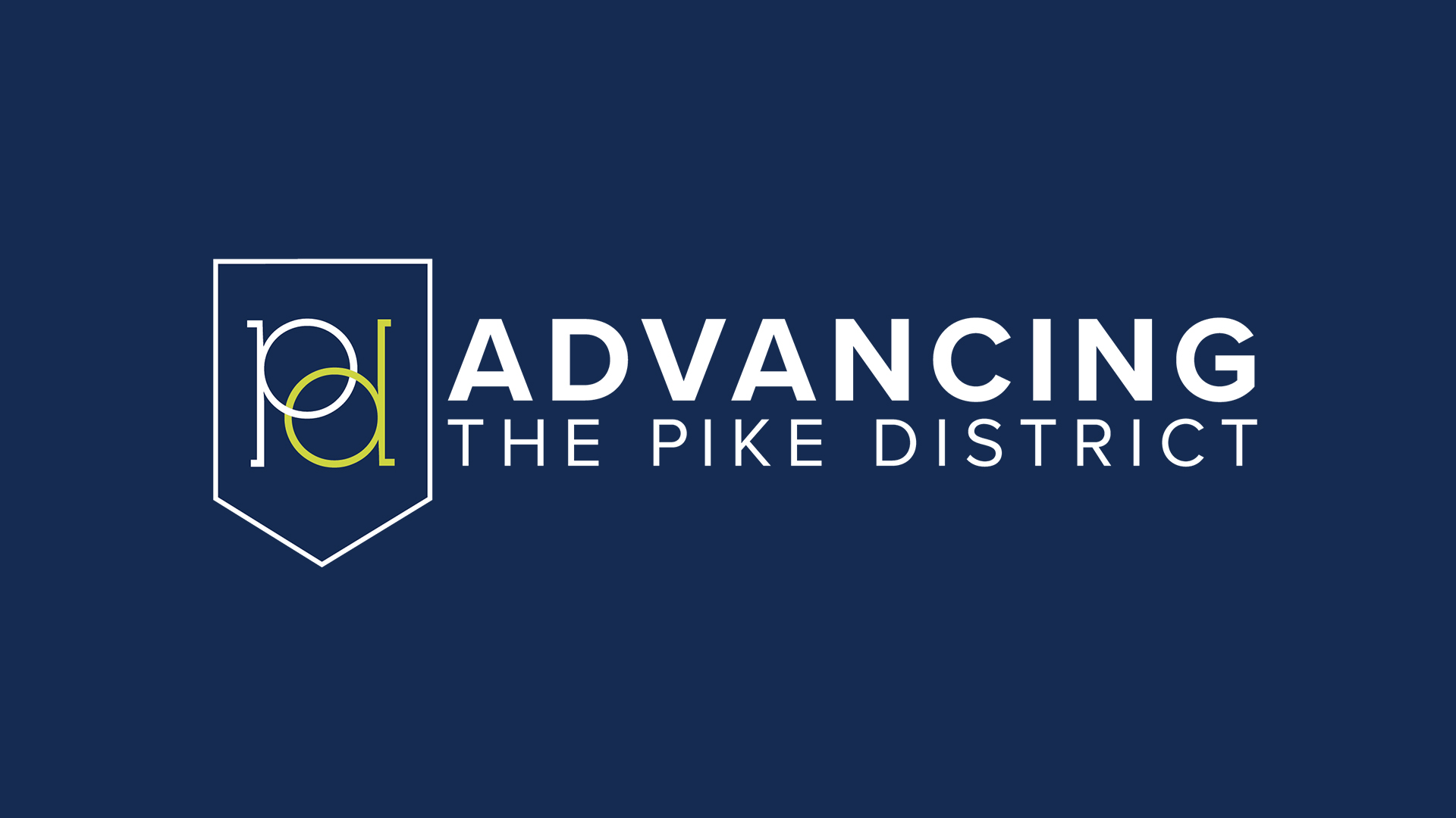 advancing the pike district